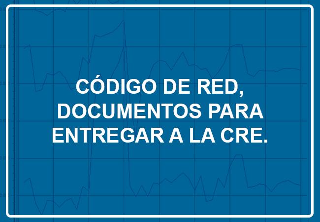 Documentos CRE