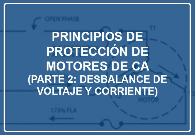 proteccion de motores de ca